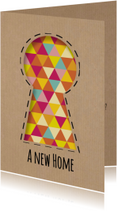 A new home - DH
