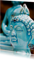 Blauwe buddha's - OT