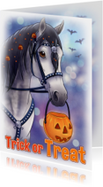 Chiwowy Halloween paard