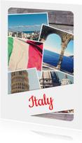De groeten... Italy - DH