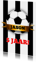 Feest voetbal uni trend a