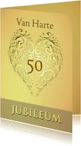 felicitatie gouden jubileum