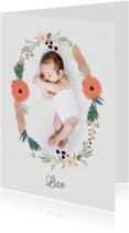 Geboortekaartjes - Geboortekaartje Lize - HM