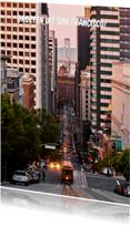 Groeten uit San Francisco