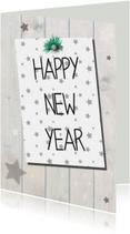 Happy new year, stars