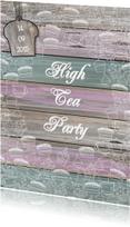 High Tea Party THEE en TAART