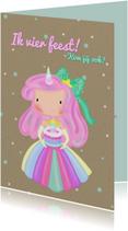 Kinderfeest Prinses Unicorn
