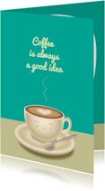 Koffie afspreken - TW