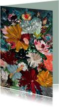 Kunstkaarten - Kunst iets fraais paletstukken