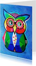 Kunstkaarten - Kunstkaart Wijsheid