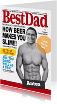 Magazine Best Dad - BK