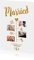 Married goud - BK
