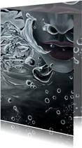 Kunstkaarten - Onder water