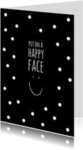 Coachingskaarten - Put on a happy face