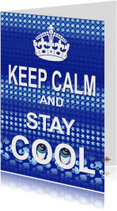 Succes kaart Stay Cool PA