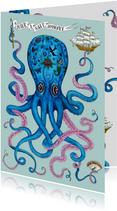 Tattood Octopus