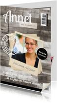 Tijdschrift Jubileum Medewerker