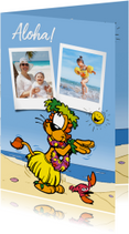 Vakantie Loeki zegt Aloha - A