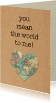 Valentijnskaarten - Valentijnskaart World