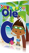 Zwemdiploma Ole C Eros