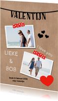 ZWK Valentijnskaart - DH