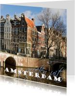 4K Amsterdam keizersgracht