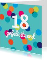 Verjaardagskaarten - Alies Design speciale leeftijd
