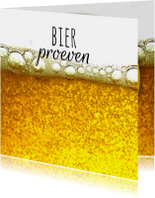 Bier proeven-isf
