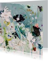 Bloemen schilderij Weidse Weelde