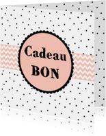 Cadeaubon Roze - WW