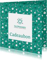 Kaarten mailing - Cadeaubon zakelijk zzp personal trainer