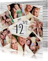 Collage 12 1/2 jaar - BK