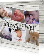 Collage Babyshower - BK