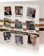 Collagekaart verbouwing - BK