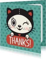 Dankjewel kat - TW