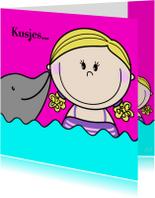 Dolfijn kusjes