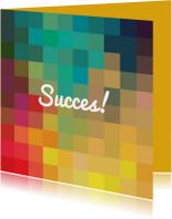 Eigen (succes)tekst op kleuren