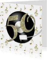 Feest 50 jaar LP goud