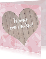 Felicitatiekaarten - Felici. do kristy's 1 hart - RN