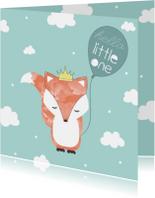 Felicitatie geboorte Jongen - Hello Little One