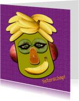 Beterschapskaarten - Fruitgezicht