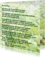 Gedicht De Herberg van Rumi IW