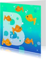 Geslaagd kaarten - Geslaagd Zwemdiploma B