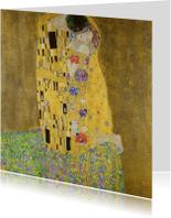 Gustav Klimt. De kus