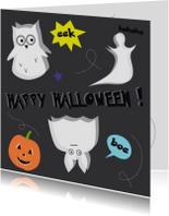 Halloween-Happy Spooky-HK