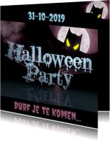 HALLOWEEN PARTY durf je te komen