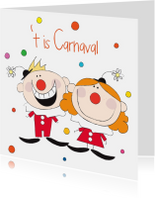 Het is Carnaval