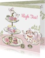 High Tea taartenstandaard