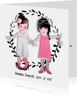 Kinderfeestjes - Hoera Feest met meisjes