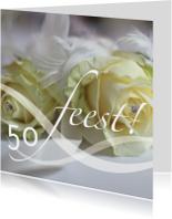 jubileumkaart vijftig tekst variabel